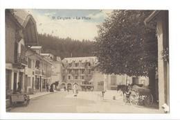 23208 - St.Cergues La Place Attelage 1919 - VD Vaud