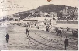 Houlgate  La Plage  Concours Hippique 1912 - Houlgate
