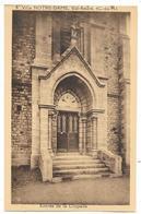 Cpa: 22 VAL ANDRE (ar. Saint Brieuc) Villa Notre Dame - Entrée De La Chapelle  N° 8  (rare) - Pléneuf-Val-André