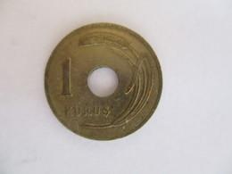 Turkey: 1 Kurus 1949 - Turquie
