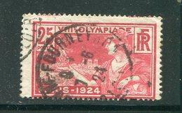 FRANCE- Y&T N°184- Oblitéré - Gebraucht