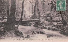 MORTAIN Un Coin Pittoresque De La Cance - Les Passerelles - Frankreich