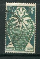 FRANCE- Y&T N°211- Oblitéré - Francia