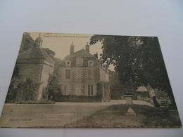 CPA : POCÉ : Le Château De FOURCHETTE - Other Municipalities