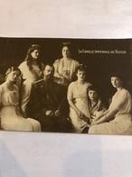 La Famille Impériale De Russie - Familles Royales
