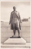CPA France -  Inauguration Du Monument Du Roi Albert 1er (Roi Des Belges)1936 - Exposition Philatélique De Saint Quentin - Familles Royales