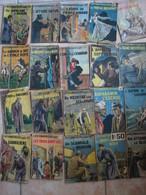 Lot De 20 Le Petit Roman Policier Complet Du 22 Au 34 Et Du 55 Au 61 - Ferenczi