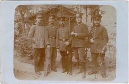 Ansichtskarte Halberstadt Soldaten Am Pavillon - 1917  - Deutschland