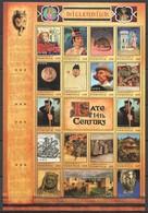 EC083 DOMINICA MILLENNIUM 2000 LATE 14TH CENTURY 1SH MNH - History