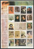 EC086 ANGOLA MILLENNIUM 1500-1550 16TH CENTURY 1SH MNH - Other