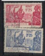 NOUVELLE CALEDONIE              N°     YVERT     173/74    OBLITERE       ( Ob  5/20 ) - Nueva Caledonia