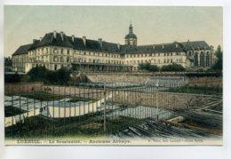 70 LUXEUIL Les BAINS Edit Valot- Jardins Serres Linge à Sécher Pres Du Séminaire Ancienne Abbaye 1910    / D20-2017 - Luxeuil Les Bains