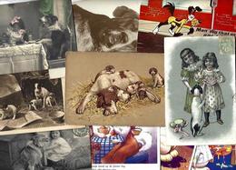Lot 2027 De 10 CPA Chien Dog Déstockage Pour Revendeurs Ou Collectionneurs - 5 - 99 Karten