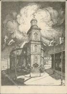 FRANKFURT/Main - Festpostkarte -TAG Der EUROPÄISCHEN UNION 1949- Mit S-o I - Ansichtskarten
