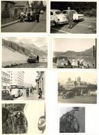 Auto über 60 Fotor Div. Formate I-II - Ansichtskarten