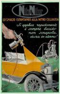 Auto Werbung Nitro Nitor Künstler-Karte I-II Publicite - Ansichtskarten