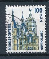BRD Mi. 2156 Gest. Schloss Schwerin - Schlösser U. Burgen