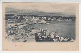 CC 178  /  SPALATO  /  SPLIT  ,  Panorama  , Le Port - Croazia