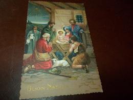 B732  Buon Natale Viaggiata Cm14x9 - Natale