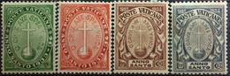 Vaticano - Série Anno Santo - 1 Aprile 1933 - Vaticaanstad