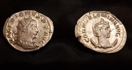 Lot Antoniniens Valérien, Salonina - 5. The Military Crisis (235 AD To 284 AD)