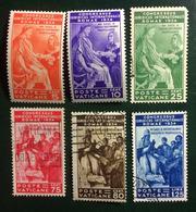 Vaticano - Série Congresso Giuridico Internazionale - 1 Febbraio 1935 - Vaticaanstad