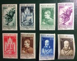 Vaticano - Série Esposizione Mondiale Della Stampa Cattolica - 20 Giugno 1936 - Vaticaanstad