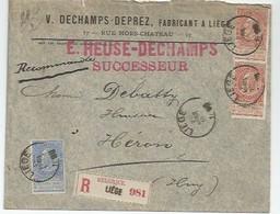 Enveloppe Deschamps -fabricant à Liège-recommandé - Belgique