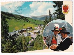 Grüße Aus  Gerlos,  Zillertal, Tirol - (Trachten) - Gerlos
