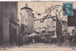 83 / HYERES / LES HALLES ET LA TOUR / ELD 106 - Hyeres