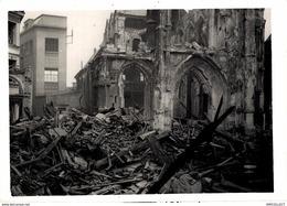 8638 - 2019  PHOTOGRAPHIE ROUEN 1940    ST ETIENNE DES TONNELIERS (TAMPON LE PETIT NORMAND) - Andere