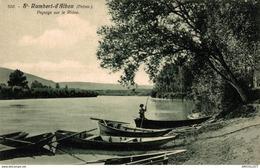 5821   -2019  ST RAMBERT D ALBON   PAYSAGE SUR LE RHONE - Autres Communes