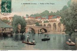 5898   -2019        UZERCHE   VIADUC ET PONT TURGOT - Uzerche