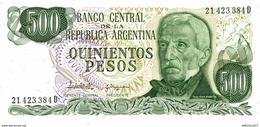 6279 -2019  BILLET DE BANQUE  ARGENTINE - Argentine