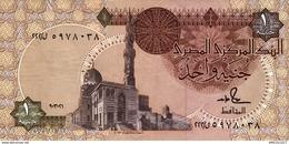 7923-2019    BILLET  DE BANQUE   EGYPTE - Egipto