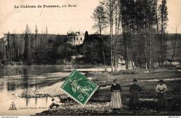 4284-2019     FOUSSAC   LE CHATEAU - France