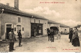 4455-2019    ST OUEN LES PAREY   RUE DE PAREY - Francia