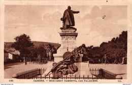 4466-2019    CAHORS  MONUMENT GAMBETTA - Cahors