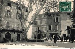 4518-2019    CHALABRE  BASSIN   CHAPELLE NOTRE DAME - France