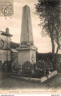 4554-2019   CHATEAUDUN  MONUMENT COMMEMORATIF ELEVE AU CIMETIERE - Chateaudun