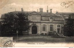 4555-2019   CHATEAUDUN   LE TRIBUNAL - Chateaudun
