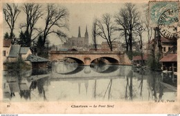 4572-2019     CHARTRES   LE PONT NEUF - Chartres
