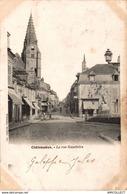 4575-2019    CHATEAUDUN  LA RUE GAMBETTA - Chateaudun