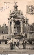 4576-2019    CHATEAUDUN  LA  FONTAINE MONUMENTALE - Chateaudun
