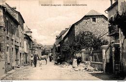 4799  -2019     RIGNAC   AVENUE DE COLOMBLES - Autres Communes