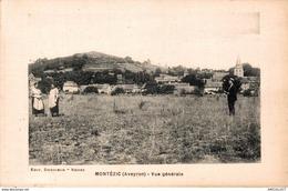 4805  -2019  MONTEZIC   VUE GENERALE - Autres Communes