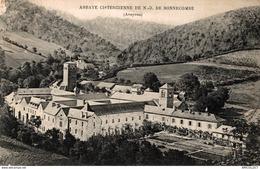 4807  -2019    BONNECOMBE   ABBAYE CISTERCIENNE - Autres Communes
