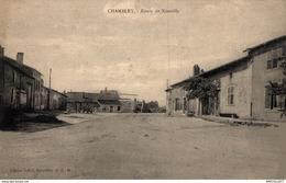 4995   -2019    CHAMBLEY   ROUTE DE XONVILLE - Chambley Bussieres