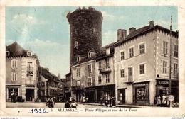 5942   -2019     ALLASSAC   PLACE ALLEGRE DE LA TOUR - Andere Gemeenten