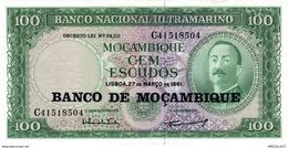 6340-2019    BILLET     MOZANBIQUE - Mozambique